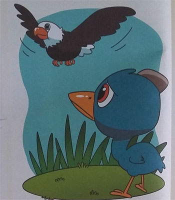 Cerita Pendek Anak : Induk Burung Yang Kesepian (Iran)