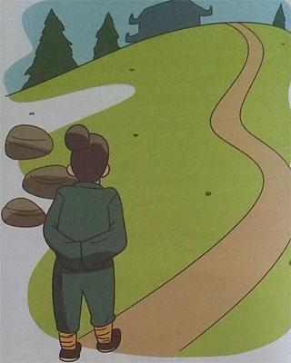 Buku Cerita Dongeng Anak : Mencari Manusia
