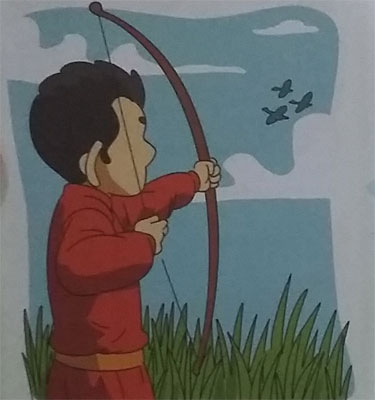 Dongeng Sebelum Tidur : Pemanah Andal (Cina)