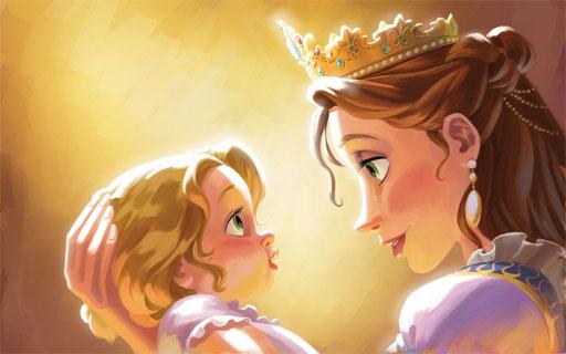 Dongeng Cerita Rapunzel Dalam Bahasa Inggris Dan
