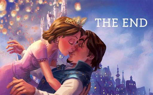 cerita rapunzel dalam bahasa inggris singkat