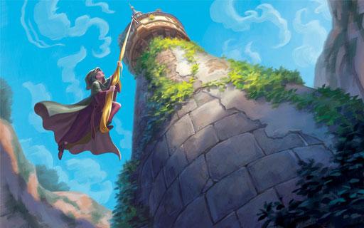 dongeng bahasa inggris singkat rapunzel