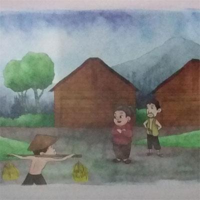 Cerita Legenda Situ Bagendit Dongeng Sunda Jawa Barat