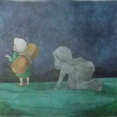 Legenda Cerita Batu Menangis