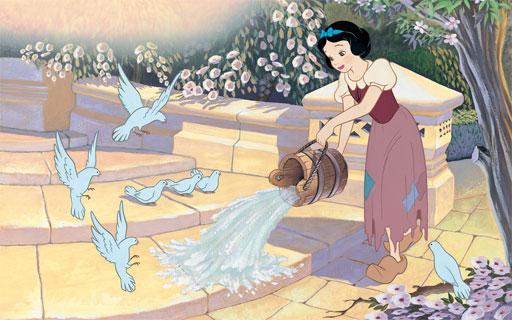 Cerita dongeng putri salju dan 7 kurcaci