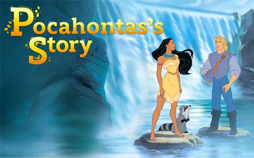Dongeng Putri Disney Pocahontas
