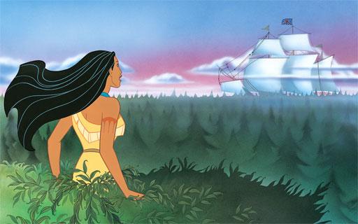 cerita dongeng putri Pocahontas