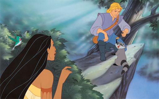Putri Disney Pocahontas
