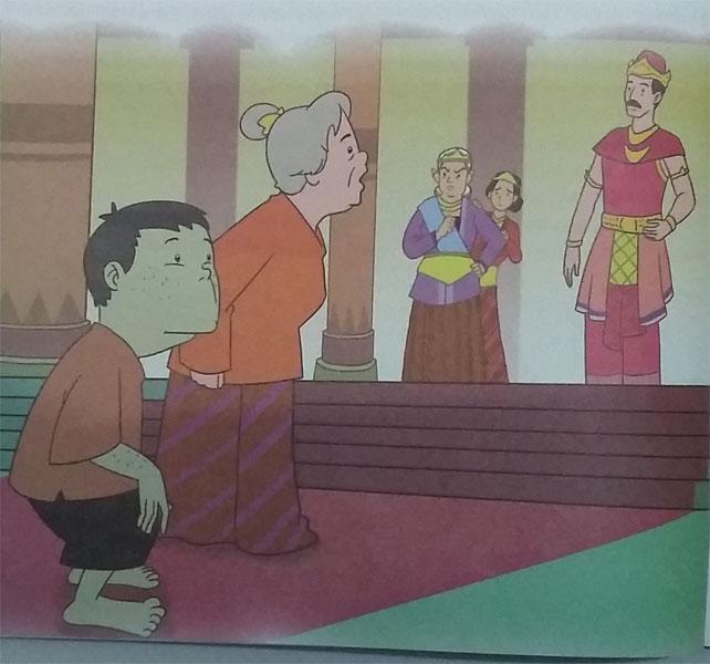 Cerita Dongeng Anak Pendek dari Jambi
