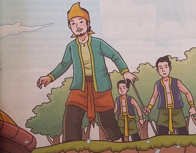 Contoh Cerita Rakyat Pendek