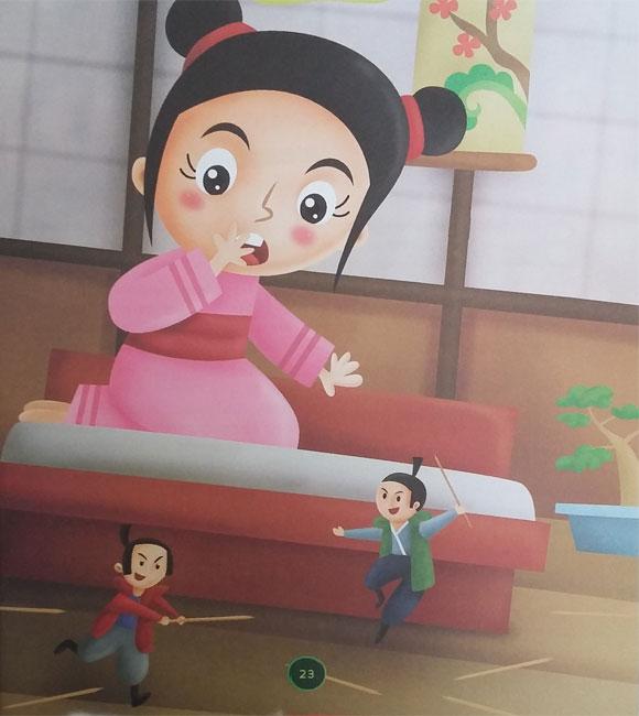 Cerpen Dongeng Anak Jepang