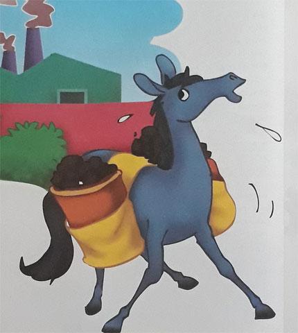 Cerita Anak Ramadhan Keledai Yang Suka Mengeluh