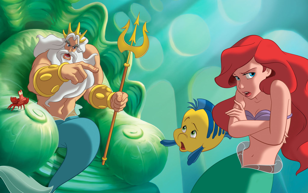 Cerita Dongeng Little Mermaid si Puteri Duyung Kecil