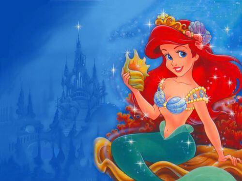 Putri Duyung (The Little Mermaid)