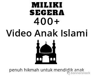 Video anak islami