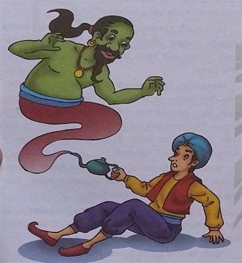 Dongeng Cerita Singkat Aladin Dan Lampu Ajaib