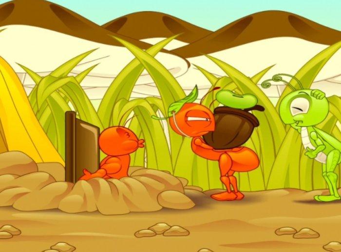Kumpulan Cerita Anak Pendek Semut