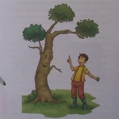 4. Mogu Anak Rajin Dan Pohon Pengetahuan