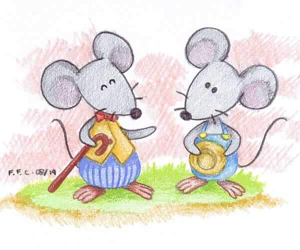 Dongeng Cerita Anak Persahabatan Tikus