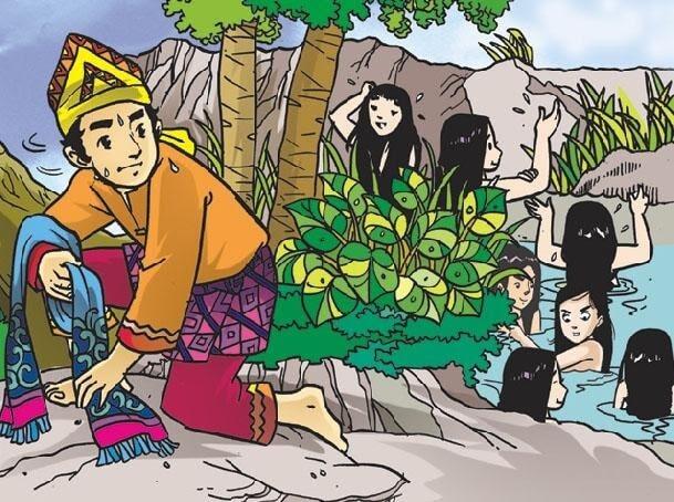 Ringkasan Cerita Jaka Tarub dan 7 Bidadari