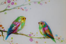 Cerpen Rakyat Singkat Warna Terang Bulu Burung