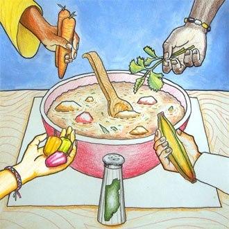 Dongeng Cerita Anak Terbaru Sup Paku