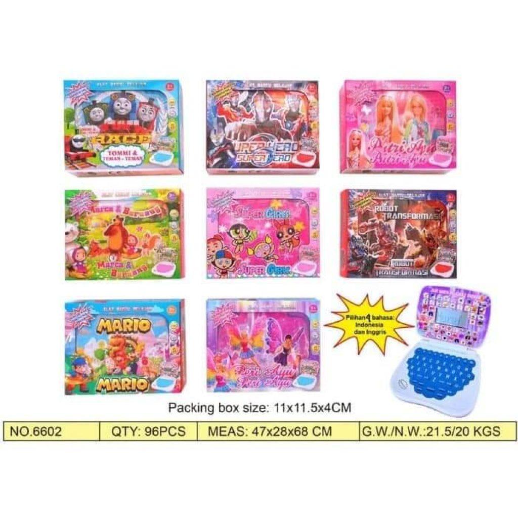 Mainan Anak Edukatif Usia 1-3 Tahun