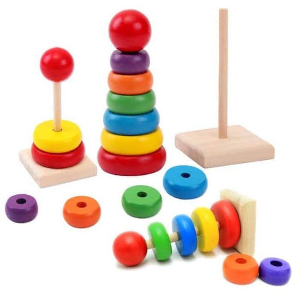 Mainan Edukasi Bayi 1 - 12 Bulan