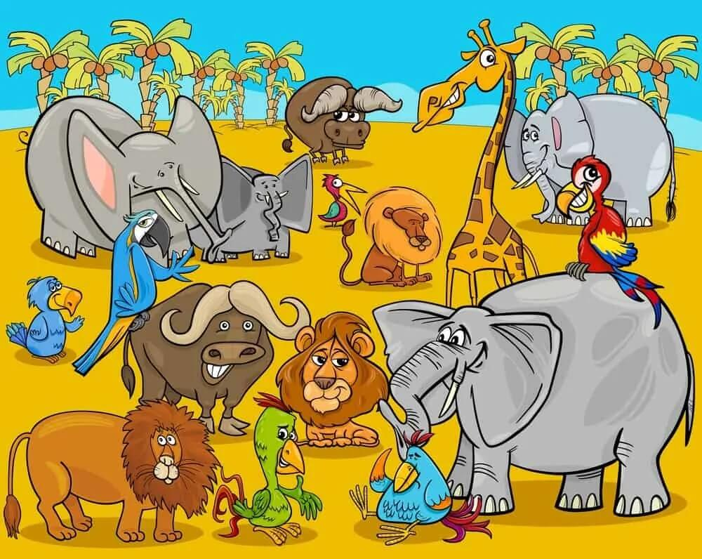 Dongeng Sebelum Tidur Gajah Dan Teman