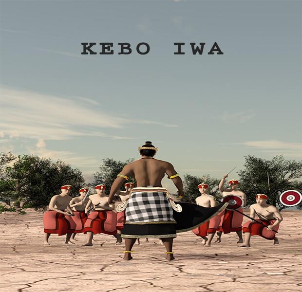 Legenda Kebo Iwa
