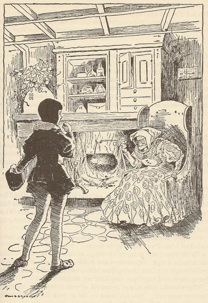 Tiga Rambut Emas Iblis Cerita Anak Jerman Karya Brothers Grimm