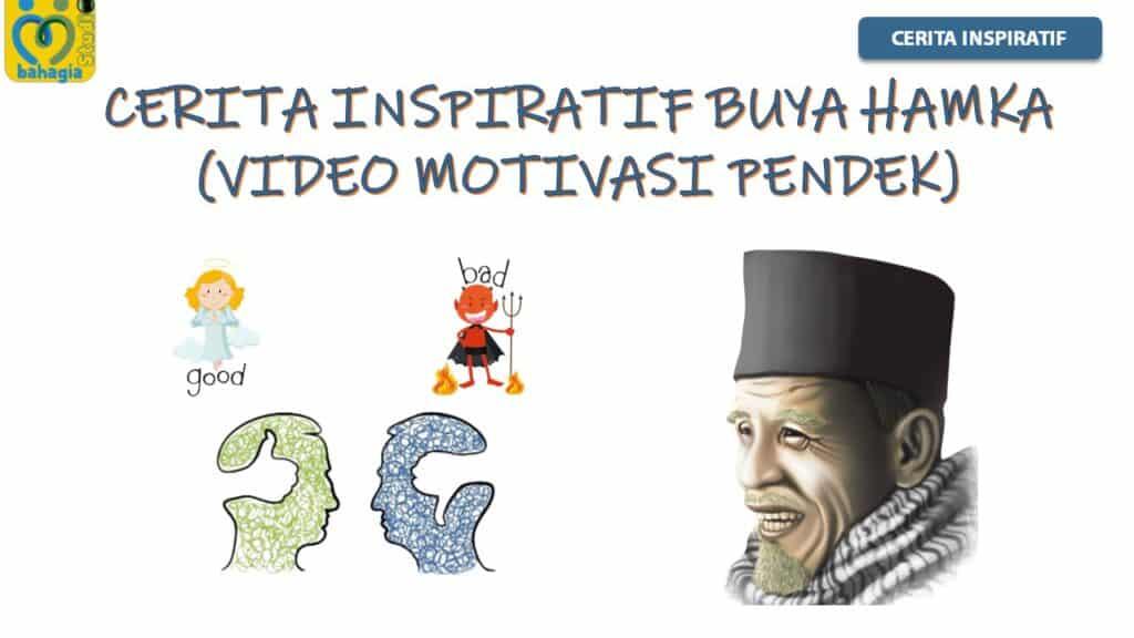 VIDEO MOTIVASI PENDEK DARI CERITA INSPIRATIF BUYA HAMKA
