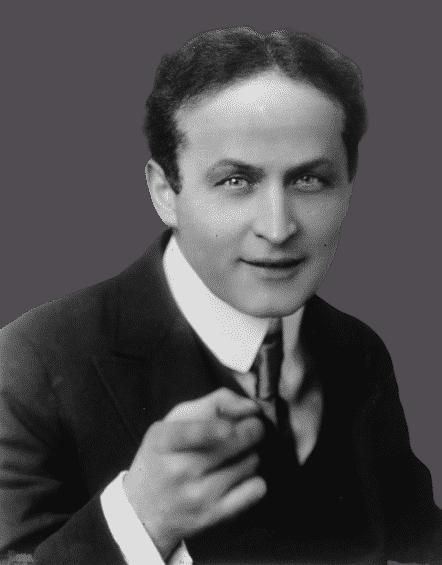 Kegagalan Houdini Master Sulap Dunia : Cerita Inspiratif Kehidupan Nyata
