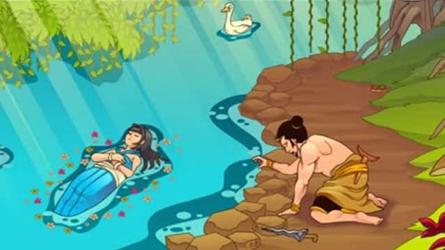 Legenda Asal Usul Banyuwangi, Kisah Raden Banterang Dan Putri Surti