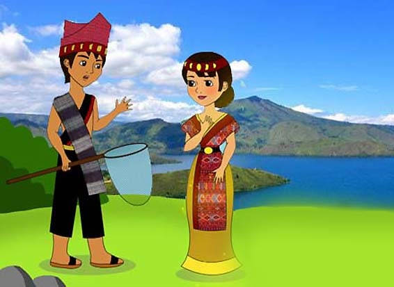 Legenda Danau Toba, Kisah Menarik Dari Tanah Batak