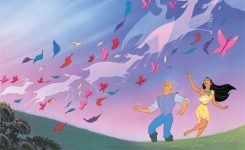 Dongeng Putri Disney Pocahontas dalam Bahasa Inggris