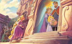 cerita rapunzel singkat