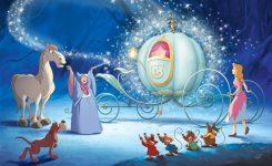 Cerita Anak Bergambar Cinderella