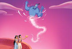 Video Cerita Dongeng Aladin dan Lampu Ajaib
