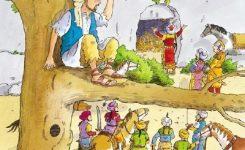Cerita Anak Ali Baba, Kasim dan Perampok