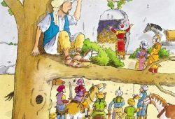 Cerita Anak Dongeng Kisah Ali Baba dan Perampok