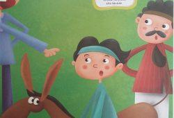 Cerita Anak Anak Sebelum Tidur Kamboja : Khek Menjual Keledai