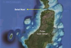 Cerita Anak Indonesia : Asal Muasal Selat Nasi