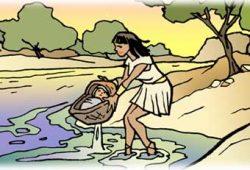 Cerita Anak Pendek Menjatuhkan Bayi Ke Sungai