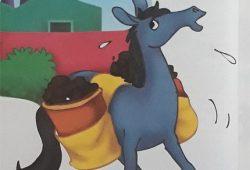 Cerita Anak Ramadhan : Keledai yang Suka Mengeluh
