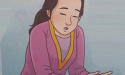 Cerita Dongeng Anak Pendek : Legenda Sari Bulan