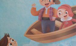 Cerita Dongeng Binatang Kakak Beradik dan Seorang Pelaut
