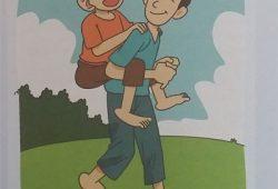 Cerita Dongeng Dunia Kisah Dua Orang Sahabat dari Laos