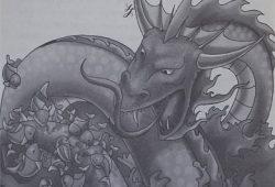 Cerita Dongeng Legenda : Telur Naga Putih