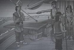 Cerita Dongeng Nusantara  : Legenda Batu Rantai